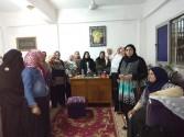 أمانة المرأة بـحزب الحرية المصري تجتمع لتمكين المرأة سياسياً واقتصاديا
