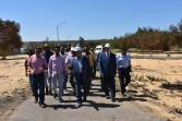محافظ أسوان يواصل جولاته الميدانية لرفع مستوى الخدمات