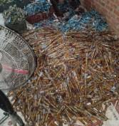 تموين أسيوط تضبط ١٠ آلاف عبوة لوليتا للأطفال غير صالحة بمصنع بأبوتيج