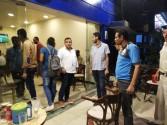 رفع 3612 حالة إشغال خلال حملة للوحدة المحلية بشوارع أسوان