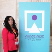 مرام سعيد:  الرئيس يصل لقلب الشباب من خلال المؤتمر الوطني للشباب