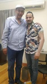 """""""أحمد بدير"""" الخواجة الغامض في """"شارع حسن الرفاعي"""" تعرف على السبب"""