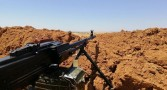 الجيش السوري يعثر على قاعدة كبيرة للمسلحين في محيط خان شيخون