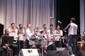 فريق عجم ضيوف شرف حفل الحاكى باند على مسرح معهد الموسيقى العربية
