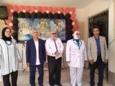 انتظام العملية التعليمية في 2200 مدرسة بكفر الشيخ ووكيل الوزارة تتفقد عددا من المدارس