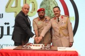 بالصور.. ملحقية الدفاع المصرية بمسقط تحتفل بذكرى نصر أكتوبر