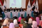 """رئيس جامعة كفر الشيخ يستقبل طلاب """"طب الفم و الأسنان""""الجدد"""