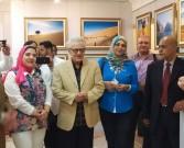 بالصور.. إفتتاح معرض التصوير الضوئي تحت شعار «في حب مصر»