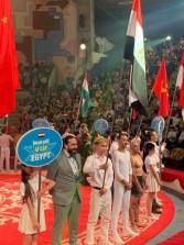 السيرك القومى يشارك فى مهرجان فيتنام ويواصل برنامجه بالعجوزة