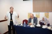 الاجتماع الخامس للجنة المجتمعية العلمية العربية لاستعادة دور الأسرة والمدرسة والإعلام التوعوي