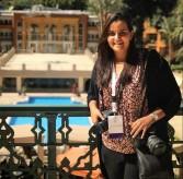 نورهان عبد الحميد تكشف عن سر خطوه جديدة في هوليوود الشرق الأوسط