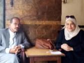 مبادرة مصر والسودان أيد واحدة تلتقى شيخ الطريقه الاحمديه بالقاهرة