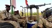 الجيش السوداني يتحدث عن وجود قواته في ليبيا