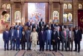 وزارة الإستثمار تنظم زيارة للسفراء الافارقة إلى العاصمة الإدارية الجديدة