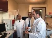 رئيس جامعة كفر الشيخ يطلع على تكنولوجيا معهد فريدرش لوفلر بألمانيا