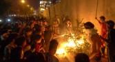 كر وفر وإطلاق متقطع للقنابل المسيلة للدموع في بغداد