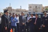 وزير الآثار وسكرتير عام البحر الأحمر يتفقدان مبنى متحف الغردقة الجديد