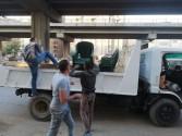 بالصور: حى الهرم يقوم بحملة مكثفة لإزالة الإشغالات للمرة الثالثة على التوالى