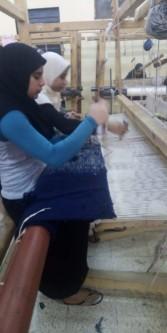 """""""مصر الخير""""  تطور صناعة الكليم المصري لتنافس به عالميًا"""
