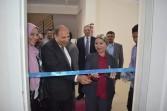 إفتتاح فرع الهيئة العامة للتنمية الصناعية بمركز معلومات شبكات المرافق