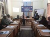 """القومي للمرأة بكفر الشيخ ينظم ورشة عمل حول """" متابعة تنفيذ استراتيجية العنف ضد المرأة """""""