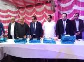 إحتفالية بمناسبة المولد النبوي لأمانة مستقبل وطن بمدينة القصير