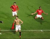 منتخب مصر الأولمبي يحقق كأس الأمم الإفريقية بفوزه علي كوت ديفوار