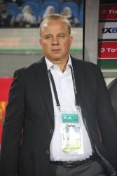 شوقي غريب أفضل مدرب في بطولة كأس الأمم الأفرقيقة تحت 23