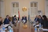 شوقي يلتقى بسفير فرنسا بالقاهرة لبحث أوجه التعاون المشترك في مجال التعليم