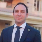 أحمد سمير العدل امينا لشئون المشروعات الصغيرة والمتوسطة لمستقبل وطن الجيزه