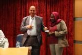 مريم البتول الكندري نائبا لرئيس المجلس الاستشاري لشبكة اعلام المرأة العربية
