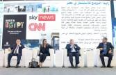 وزيرا الإستثمار وقطاع الأعمال العام يفتتحان مؤتمر الرؤساء التنفيذيين السادس
