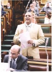 """"""" العدل """" توافق علي اقتراح نائب سمالوط لفتح مكتب توثيق للشهر العقاري"""