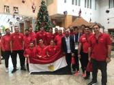المنتخب المصري للشباب لكرة الماء يشارك في بطولة العالم المقامة بالكويت