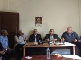 تعرف على جدول أعمال إجتماع حماية الأراضى بمديرية الزراعة بالفيوم