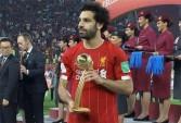 محمد صلاح يفوز بجائزة أفضل لاعب في كأس العالم للأندية 2019