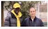 الأهلي يتعاقد مع السنغالي أليو بادجي لمدة 4 سنوات ونصف