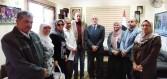 تعلم كفر شكر يبدأ فى نشر ثقافة رؤية مصر 2030