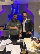 """إسلام أسامة... يتعاقد علي"""" حفلة ٩"""" مع غادة عبدالرازق وطارق لطفي"""