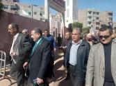 زيارة وفد إدارة ابوقرقاص التعليمية لمركز شرطة ابوقرقاص.