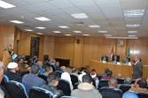 محافظ المنيا يستمع لشكاوى المواطنين ويوجه التنفيذيين بحلها وتحسين الخدمات والمرافق