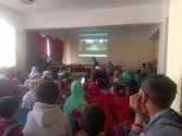 فيلم الممر فى ختام فعاليات مهرجان القرية بالكرم بأبوقرقاص