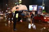 محافظ الفيوم يتابع الحركة المرورية والإجراءات الاحترازية للتعامل مع سقوط الأمطار