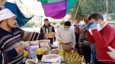 تحرير ٧محاضر واعدام ٥٠كيلو أغذية فاسدة فى حملة بالمطرية