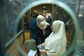 وزيرة التضامن الإجتماعي تتفقد أعمال صرف معاشات أبريل