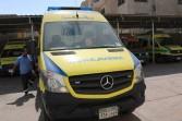 مصرع طفل إثر حادث تصادم سيارة نقل بأسوان
