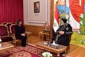وزيرة الهجرة تقدم الشكر لقداسة البابا لتوجيهه الكنيسة لمساعدة مصريين عالقين بسبب كورونا