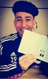 بطل عالمي مصري يحصل على جواز رياضي دولي من ألمانيا