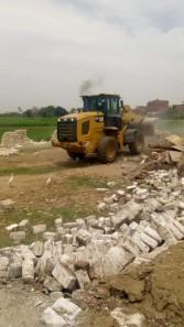 محافظة بنى سويف تتابع مستوى الخدمات وأعمال الرش والتطهير ومواجهة التعديات