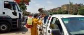محافظ القاهرة : تكثيف حملات النظافة ورفع المخلفات خلال أيام عيد الفطر المبارك
